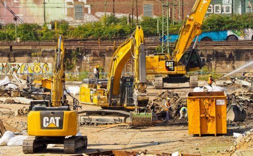 site, demolition work, demolition